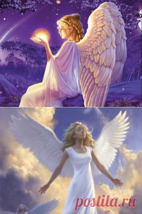Часы ангела на апрель 2018 года