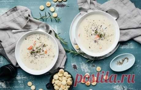 Турецкий рисовый суп с индейкой