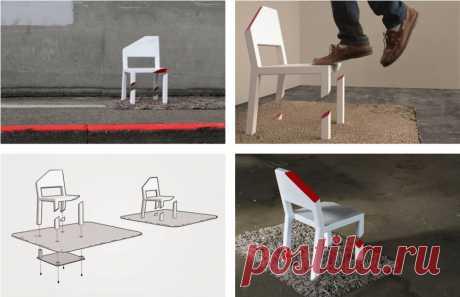 Дизайн мебели, который сломает вам мозг (Фото) - BlogNews.am