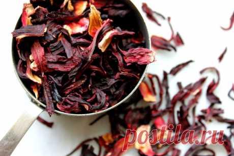 10 полезные свойства каркаде, противопоказания, 7 рецептов чая