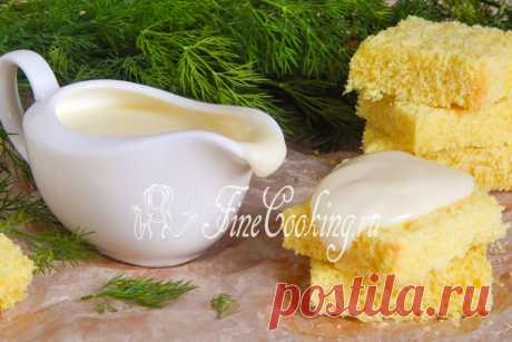 Домашний плавленый сыр - рецепт