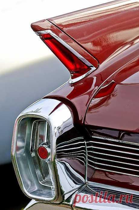 1962 Cadillac Eldorado Taillight Photograph by Jill Reger