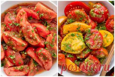 Мариновані помідори по-італійськи за 30 хвилин : Ням ням за 5 хвилин