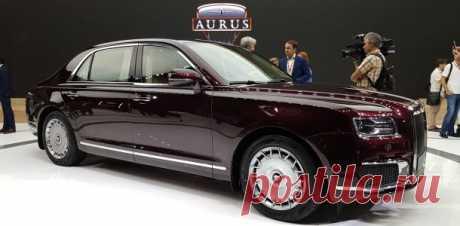 Новые автомобили Aurus 2020 (Senat, Arsenal, Komendant): фото, цена, технические характеристики