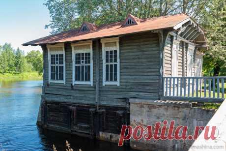 Вытегра - небольшой город недалеко от Онежского озера. Её история тесно связана со строительством и эксплуатацией Мариинской водной системы - нынешнего