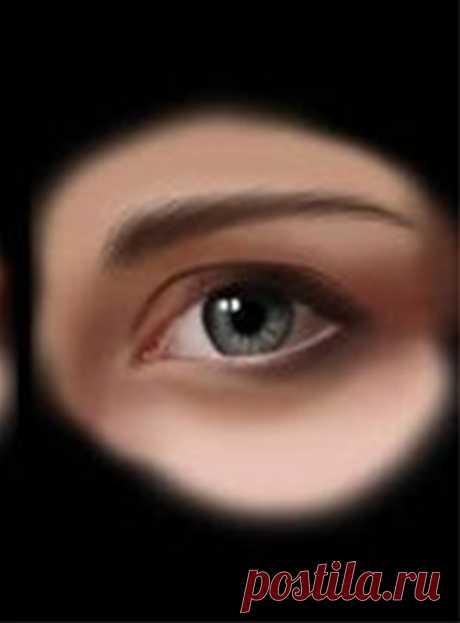 Рисуем глаз, который невозможно отличить от настоящего