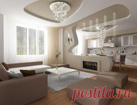Идея дизайна для каждой комнаты