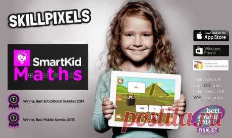 Math Games - Skillpixels