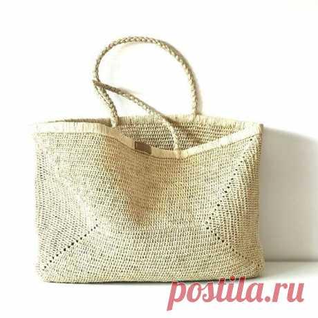 Интересные сумочки. Вязание крючком. 2 часть. | Марусино рукоделие | Яндекс Дзен
