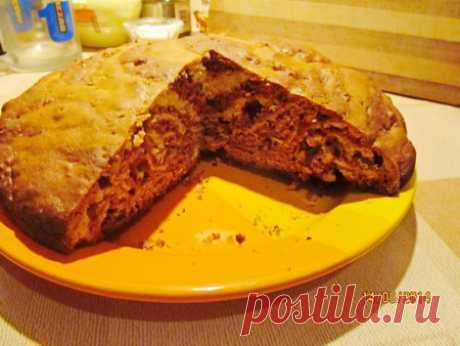 Пирог  Зебра домашняя