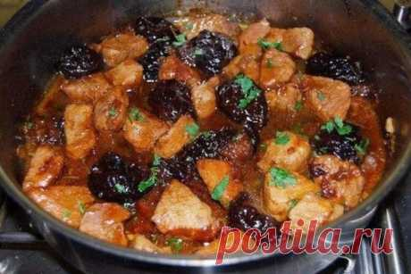 Stewed meat: TOP-6 recipes - Page 2 of 5