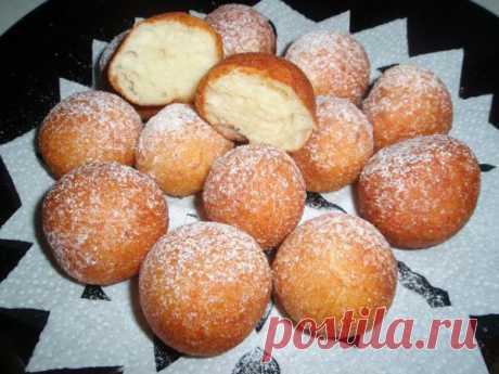 Самые вкусные пончики — vkusno.co