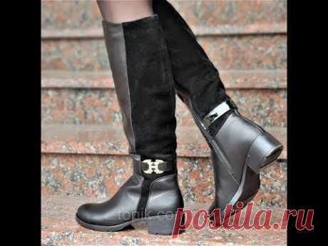 Женская Зимняя Обувь - 2020 / Women's winter shoes