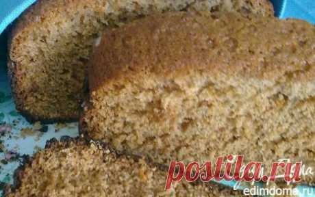 Ароматный пряник в хлебопечке | Кулинарные рецепты от «Едим дома!»