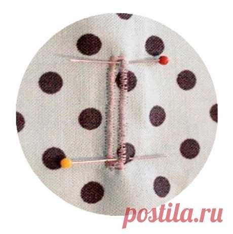 Автоматическая петля на бытовой швейной машинке. 3 швейных секрета и один лайфхак   woolways-шерстяные пути   Яндекс Дзен