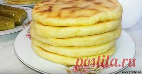 1001sovetov: Блины из картошки на сковороде: такого вы еще не делали