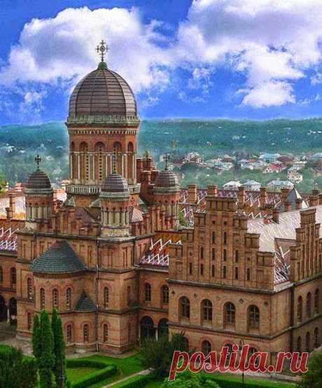 My University I attended from 1995-2000 in Chernivtsi , Ukraine   |  Pinterest • Всемирный каталог идей
