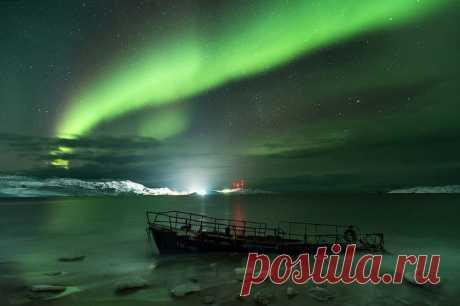 16 работ финалистов конкурса астрономической фотографии / Научный хит