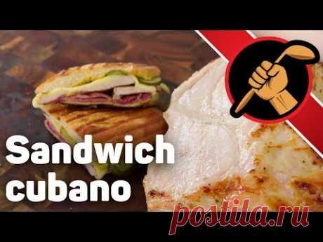 Sandwich cubano в домашних условиях