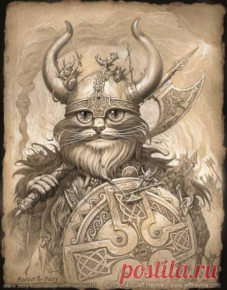 Великие коты в мировой истории
