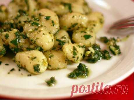 Картофельные клецки — Кулинарная книга - рецепты с фото