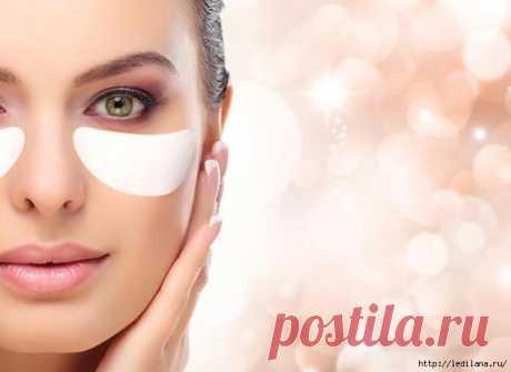 Почему патчи для глаз эффективны и популярны: то, о чем надо знать каждой красавице