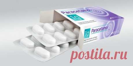 Как приготовить аналог парацетамола в домашних условиях
