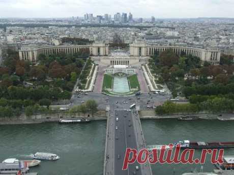 Уик- энд в ... Париже... - YouTube