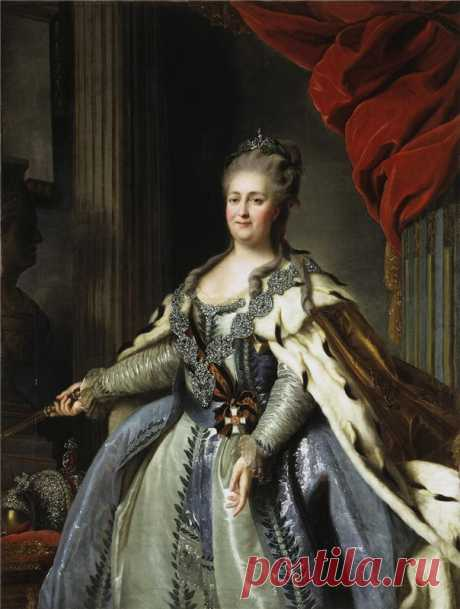 Historical jokes about the Russian emperors - Catherine II