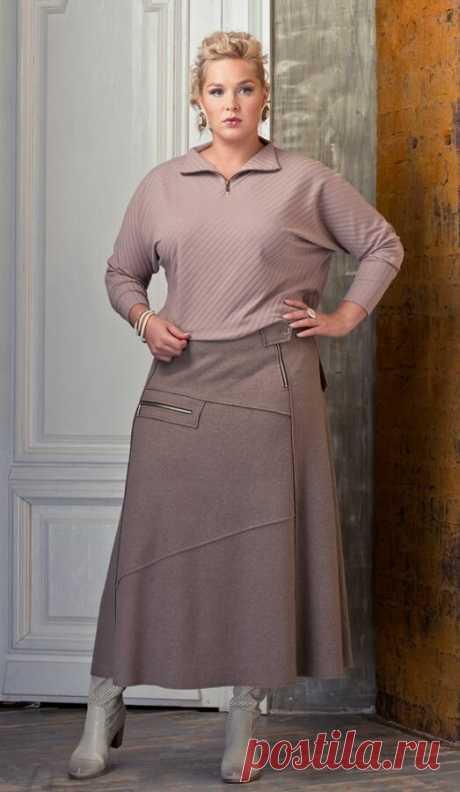 Длинные юбки в стиле бохо в осенних образах женщин 50+ | Мне 50 | Яндекс Дзен