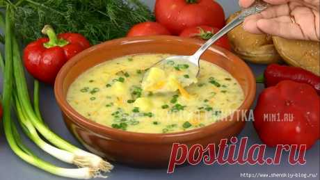 Невероятно вкусный суп своими руками: Рассольник по - польски