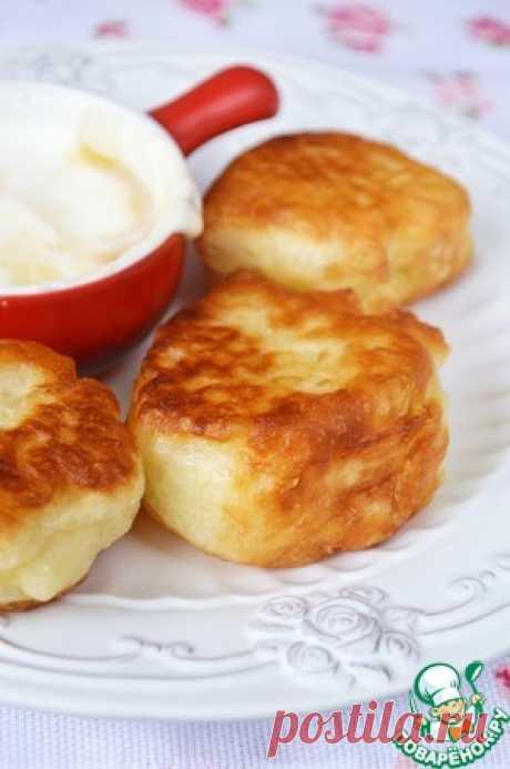 Пышки постные - кулинарный рецепт