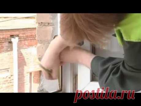 Настройка пластиковых окон на зиму – делаем сами своими руками