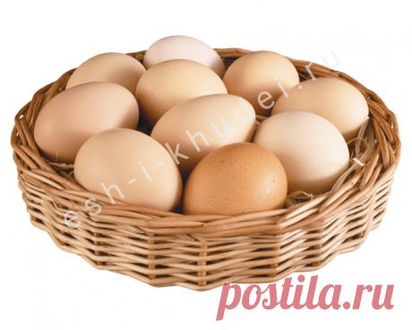 Яйца при похудении | esh-i-khudei.ru