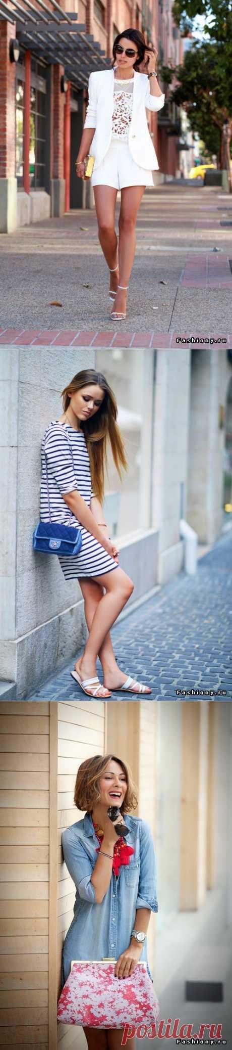 Новое от модных блоггеров