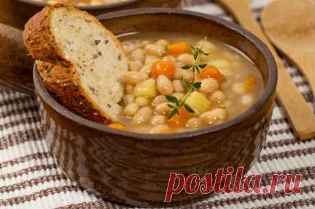 Суп с фасолью консервированной - 8 рецептов вкусного супа