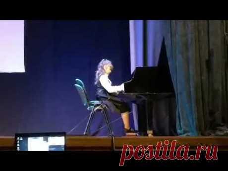 """М. Любарський """"Танцювальна"""" - Марія Івахненко - YouTube"""