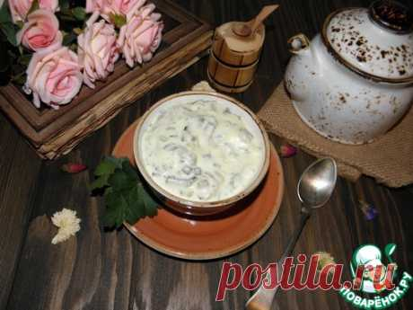 """Настоящий соус """"Тартар"""" - кулинарный рецепт"""