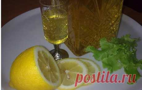 Country liqueur - Simple recipes of Овкусе.ру