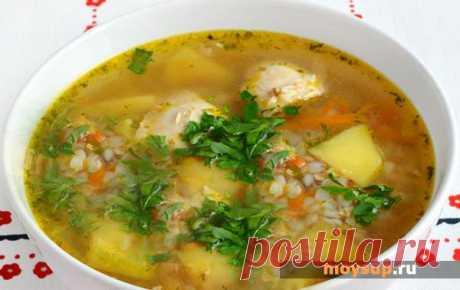 Как сварить вкусный гречневый суп с куриным мясом