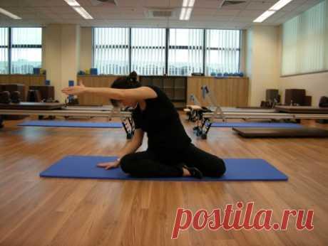 Бодифлекс упражнения для живота и боков - видео, отзывы