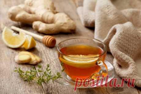 Как растопить лишние килограммы чаем