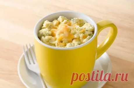 Быстрый завтрак в кружке — Четыре вкусные идеи - Вкусные рецепты - медиаплатформа МирТесен