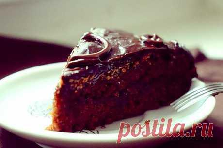 Торт Захер (Sacher Torte) — рецепт с пошаговыми фото. Foodclub.ru (готовила, рекомендую)