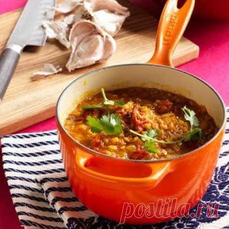 👌 Вкуснейший чечевичный суп для постного меню, рецепты с фото На дворе Великий пост, а значит, многим просто необходимы рецепты вкусных, но в то же время сытных и не содержащих запретных продуктов блюд. Как раз таким является этот чечевичный...