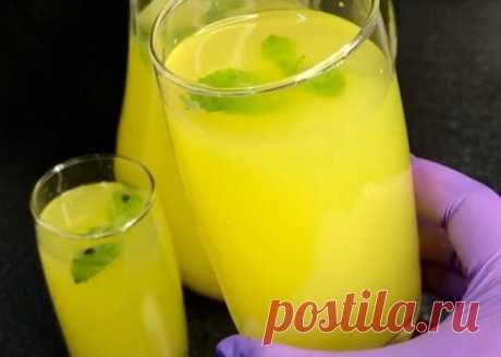 Лимонад делаю круглый год, теперь не нужны магазинные напитки | ВсегдаГотово! | Яндекс Дзен