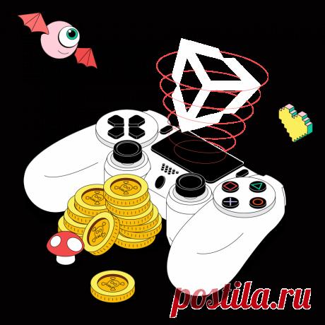Курс «Профессия Разработчик игр на Unity с нуля до Middle»: обучение на разработчика игр онлайн — Skillbox