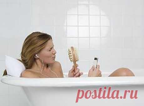 Чудесные ванны для тела