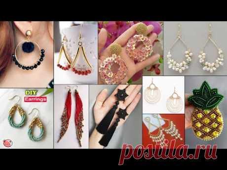 2020 Trendy Jewelry Ideas! 10 Fashion Earrings | New