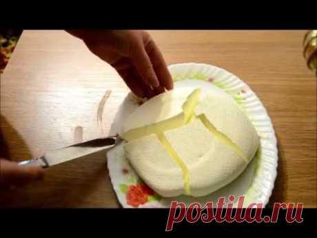 Творожный крем-сыр Филадельфия в домашних условиях ,или Если супермаркет находится далеко.